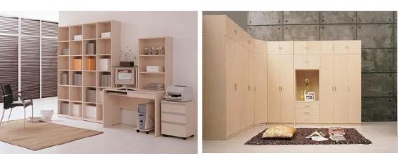 四川全屋定制家具采用什么材料比较好?